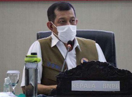 Ketua Satuan Tugas Penanganan COVID-19 Letjen TNI Doni Monardo. (ANTARA/LINGKAR.CO)