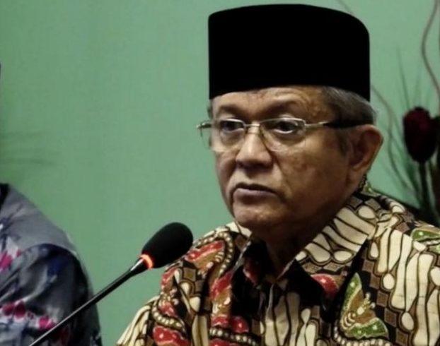 Waketum MUI Anwar Abbas menilai pernyataan Menag Yaqut soal Ahmadiyah mengundang kontroversi. (ANTARA/LINGKAR.CO)