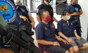 Oknum Polisi Pengedar 500 Gram Sabu Ditangkap BNN Jateng