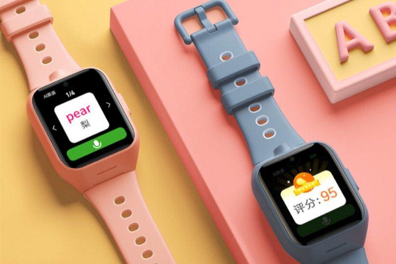 Xiaomi Mi Kids Watch 4. (ANTARA/LINGKAR.CO)