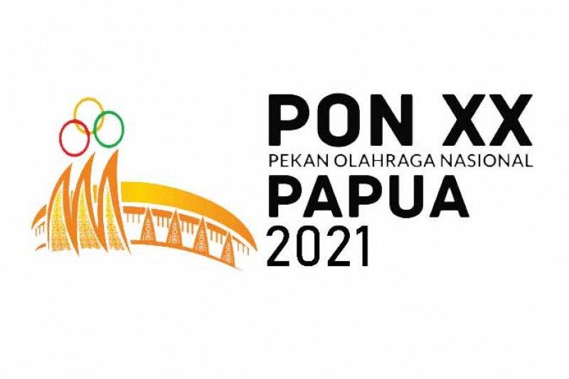Ilustrasi logo resmi PON XX PAPUA (ANTARA/LINGKAR.CO)