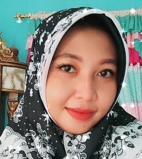 Fitria Novita Sarie, S.Pd., M.Pd. Guru SD 1 Tanjungkarang Kec. Jati Kab. Kudus (DOK PRIBADI FOR LINGKAR.CO)