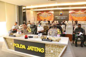 Kapolda Jateng : Tidak Ada Keraguan untuk Bubarkan Kerumunan pada Perayaan Pergantian Tahun