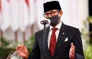 Sandi Uno Ajak Dialog Pemda se-Indonesia, Percepat Pemulihan Pariwisata
