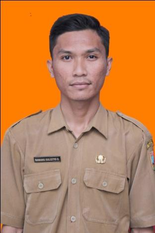 Nanang Sulistyo Utomo, S.Pd., SD 3 Ngembal Kulon (DOK PRIBADI FOR LINGKAR.CO)