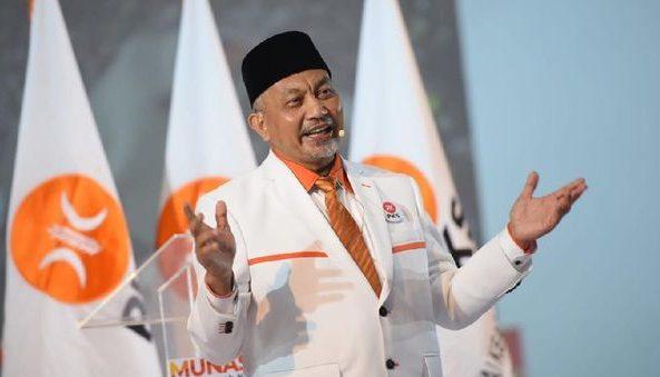 Presiden PKS Ahmad Syaikhu. (ANTARA/LINGKAR.CO)