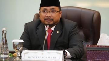 PAPARAN: Menteri Agama Yaqut C. Qoumas menyatakan akan mengafirmasi hak beragama warga Syiah dan Ahmadiyah, serta melindungi mereka sebagai warga negara. (ANTARA/LINGKAR.CO)