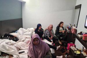Polisi Diraja Malaysia Amankan 37 WNI Sindikat Penyelundupan PATI