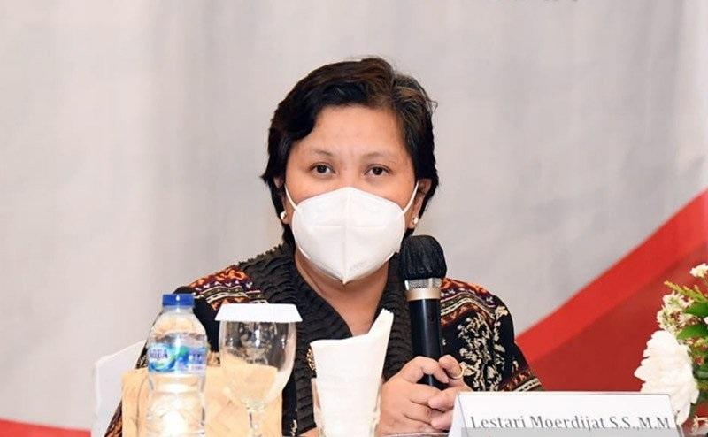 Wakil Ketua MPR RI Lestari Moerdijat. (ANTARA/LINGKAR.CO)