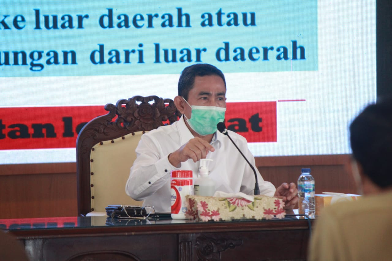 Bupati Pati Haryanto. (DOK. LINGKAR.CO)