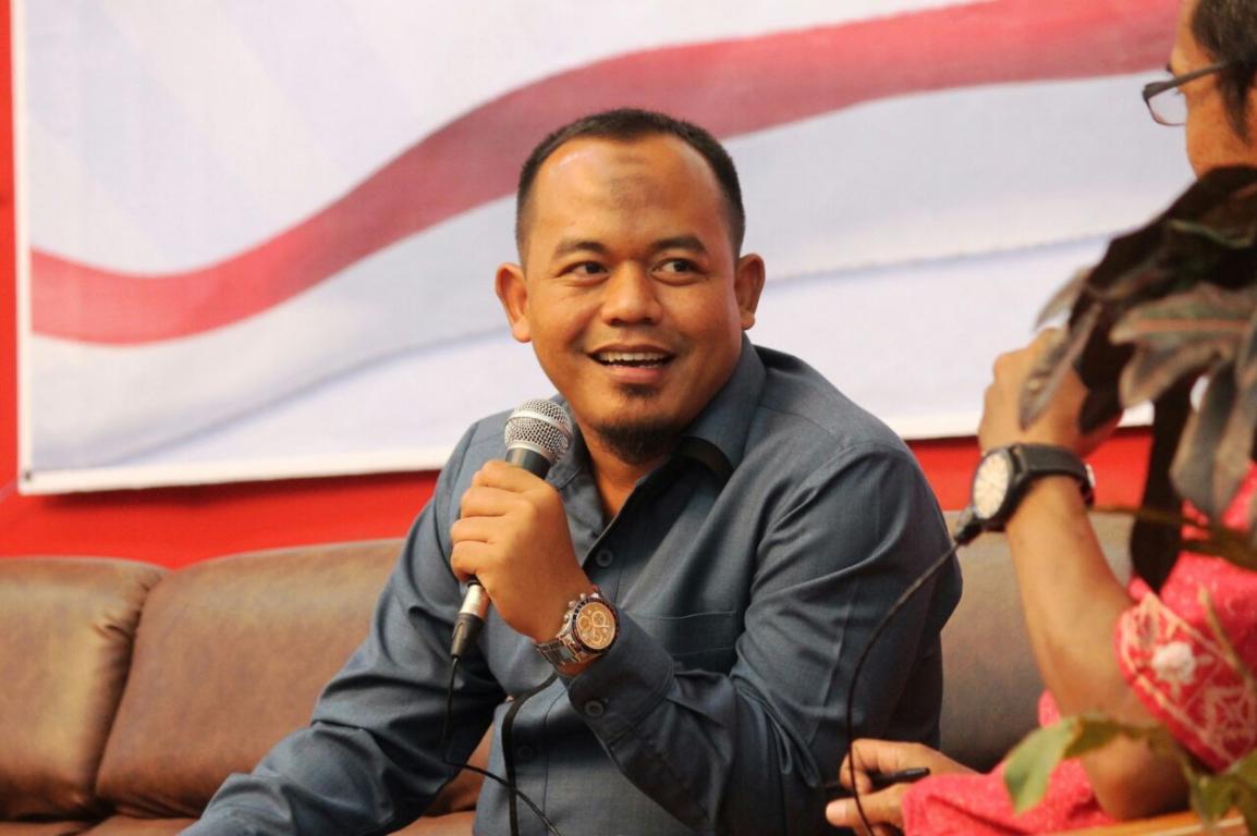 Sekretaris FPKS DPRD Jateng Riyono. (DOK. LINGKAR.CO)