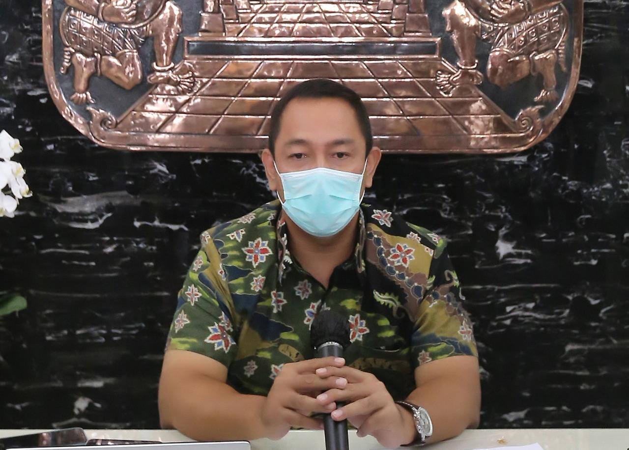 Wali Kota Semarang Hendrar Prihadi. (DOK. LINGKAR.CO)