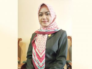 Anggota DPRD Grobogan Cantik Ini Beri Kiat Khusus Jalani Isolasi Mandiri