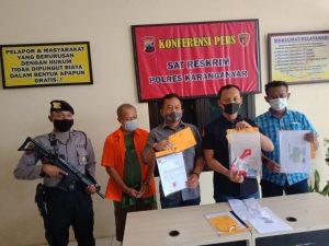 Advokat Pelaku Penggelapan Uang di Karanganyar Ditangkap Polisi