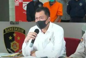 Polisi Tetapkan Politisi Ambroncius Nababan sebagai Tersangka Kasus Penyebaran Konten Rasis