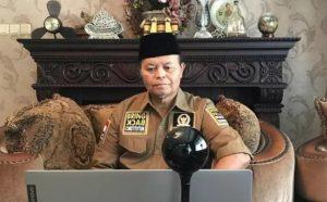 Dukung GNWU, Wakil Ketua MPR: Bentuk Pengakuan Pemerintah atas Kontribusi Nyata Umat Islam di Masa Pandemi