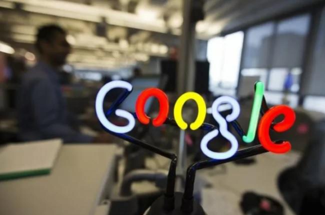 Logo Google. (ANTARA/LINGKAR.CO)