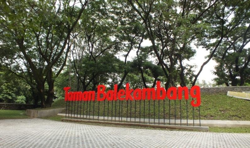 Taman Balekambang Solo siap menerima kunjungan masyarakat. (ANTARA/LINGKAR.CO)