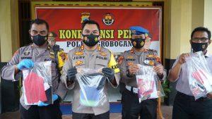 Tiga Pelaku Judi Cap Jiki di Grobogan Dibekuk Polisi