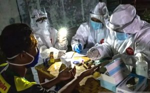 15.488 Tenaga Kesehatan di Semarang prioritaskan untuk Dapat Vaksinasi