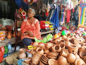 Sepi Pembeli di Tempat Relokasi, Pedagang Pasar Johar Lama Ingin Segera Dipindahkan