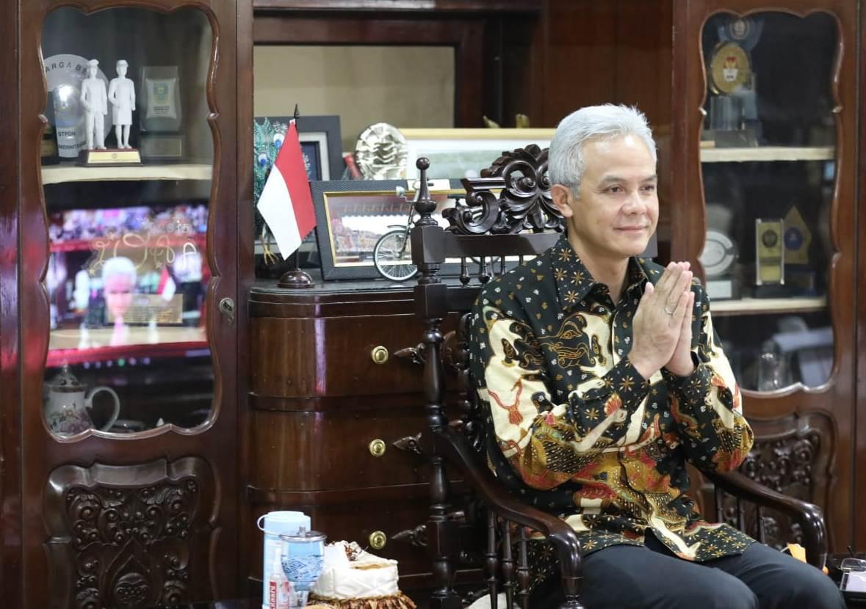 Gubernur Jawa Tengah, Ganjar Pranowo. (DOK. LINGKAR.CO)