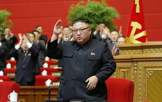 Pemimpin Korut Kim Jong-un. (ANTARA/LINGKAR.CO)