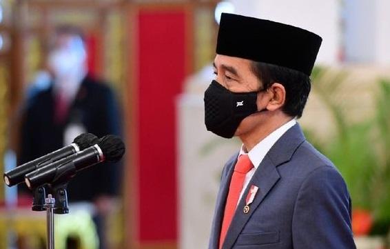Presiden Joko Widodo. (ANTARA/LINGKAR.CO)