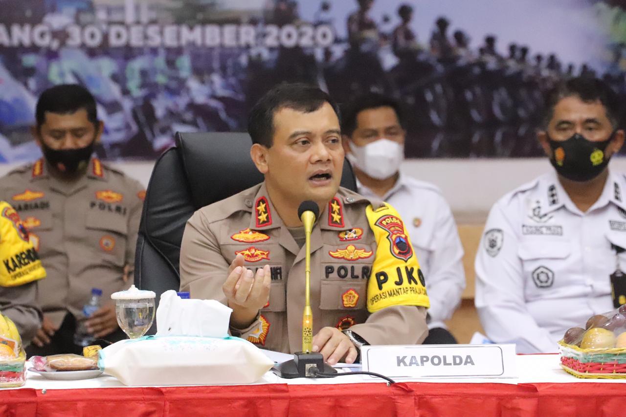 Kapolda Jateng Irjen Pol Ahmad Luthfi. (DOK. LINGKAR.CO)