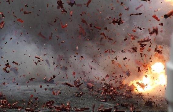 Ilustrasi ledakan. (ANTARA/ LINGKAR.CO)