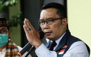 Ridwan Kamil Minta Tenaga Kesehatan Menjadi Prioritas Vaksinasi