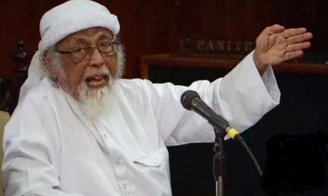 Abu Bakar Baasyir. (ANTARA/LINGKAR.CO)