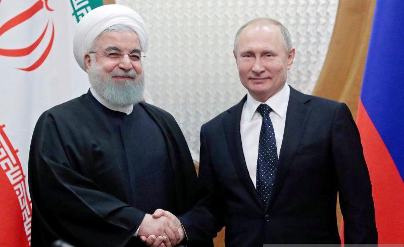 iran-dan-rusia-gelar-latihan-militer-gabungan