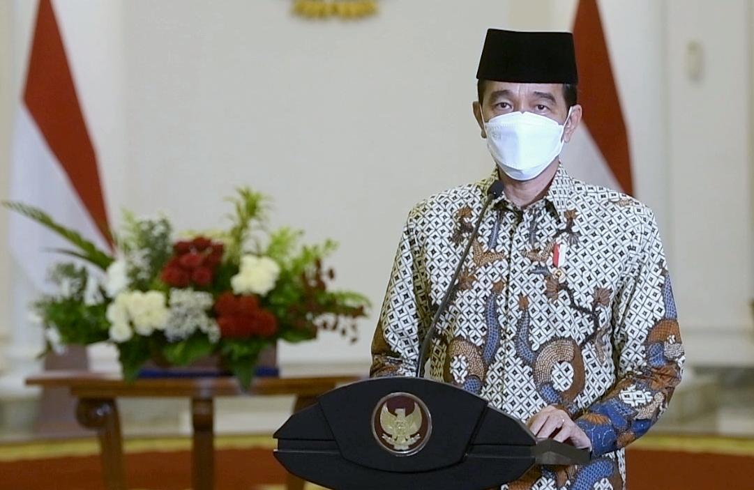 Presiden Joko Widodo. (KORAN LINGKAR JATENG/LINGKAR.CO)
