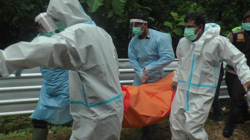 Satu keluarga di Kabupaten Rembang, Jawa Tengah, ditemukan tewas, Kamis (4/2/2021) pagi.