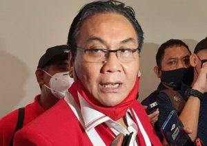DPD PDI P Jateng Pastikan Tak Undang Ganjar, Bambang Pacul: Kalau Pintar, Jangan Sok Pintar
