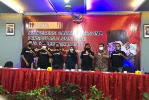 Achmad Yusuf Roni Resmi Nahkodai DPC PA GMNI Kudus, Solid Usung Bambang Pacul Ketua DPD GMNI Jateng