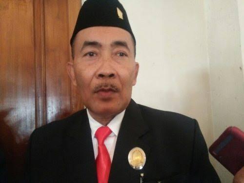 Ketua DPRD Kabupaten Sragen Suparno(MUKHTARUL HAFIDH/LINGKAR.CO)