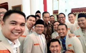 Presiden Minta PP Pemuda Muhammadiyah Kelola Lahan TORA
