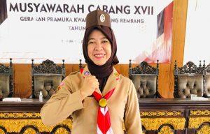Hasiroh Hafidz Pimpin Kwarcab Rembang
