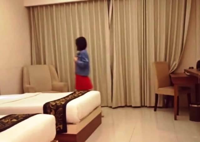 Tangkapan layar video asusila di Bogor.(ISTIMEWA)