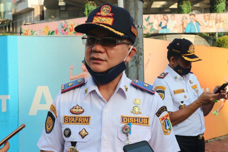 BERLAKUKAN: Kepala Dinas Perhubungan Provinsi DKI Jakarta Syafrin Liputo menyatakan akan mulai memberlakukan SIKM pada 6-17 Mei mendatang. (ANTARA/LINGKAR.CO)