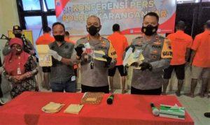 7 Pelaku Narkoba Diciduk Polisi dalam 2 Pekan