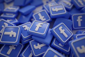 ILUSTRASI: Aplikasi media social Facebook. (ISTIMEWA/LINGKAR.CO)