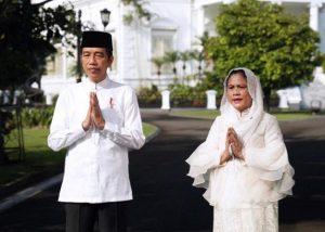 Presiden Tak Gelar Open House, Tunaikan Salat Id di Istana Bogor