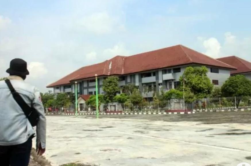 Kondisi tempas isolasi terpusat di asrama haji Donohudan, Kabupaten Boyolali.(ANTARA/LINGKAR)