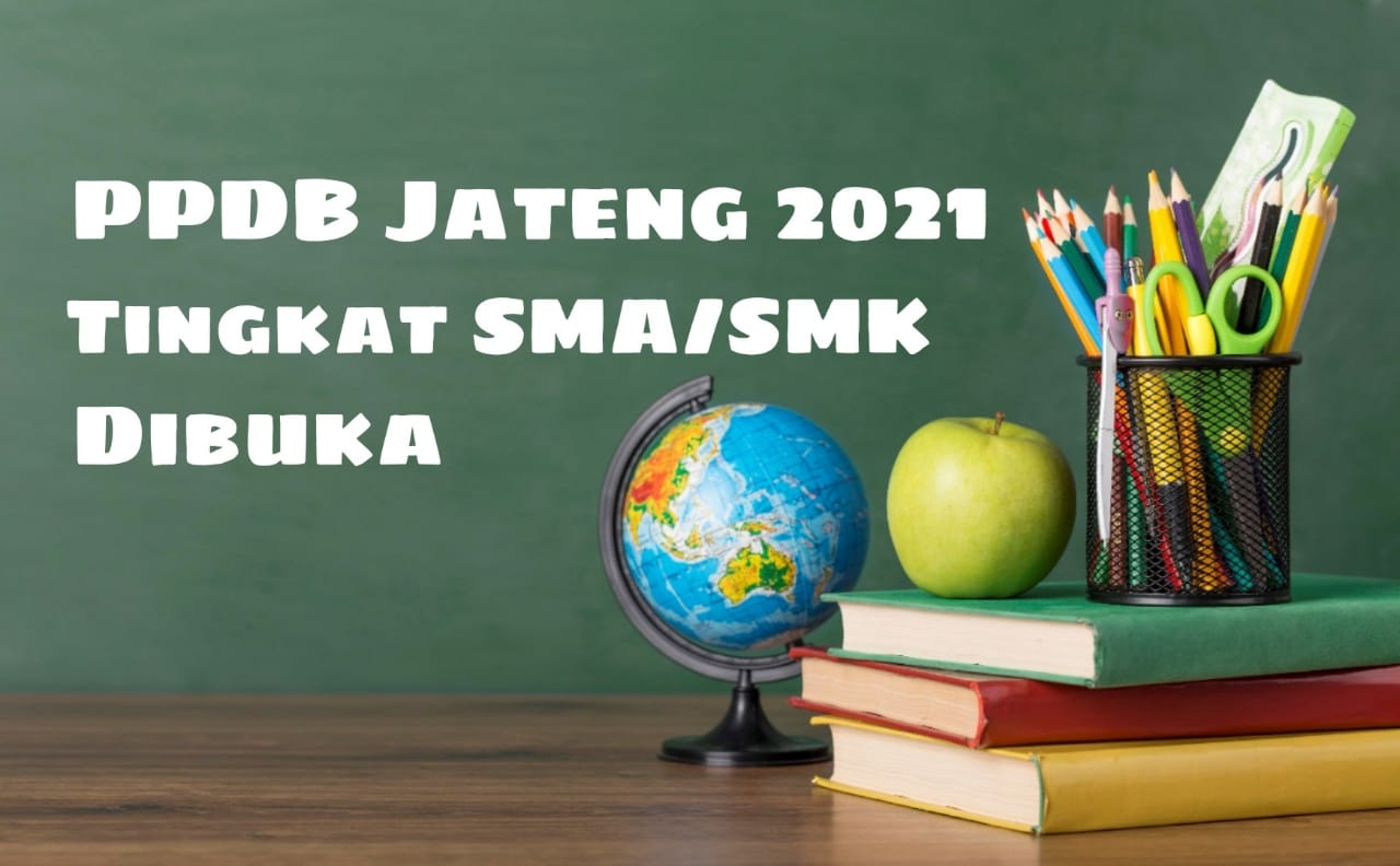 ILUSTRASI: Pendaftaran Penerimaan Peserta Didik Baru (PPDB) tingkat Sekolah Menengah Pertama dan kejuruan (SMA/SMK) di Jawa Tengah resmi dibuka secara online, Senin 21 Juni hingga 24 Juni 2021 mendatang. (ISTIMEWA/LINGKAR.CO)