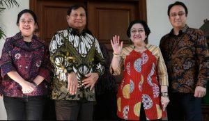Survei IndEX, Prabowo-Puan Kandidat dengan Elektabilitas Tertinggi