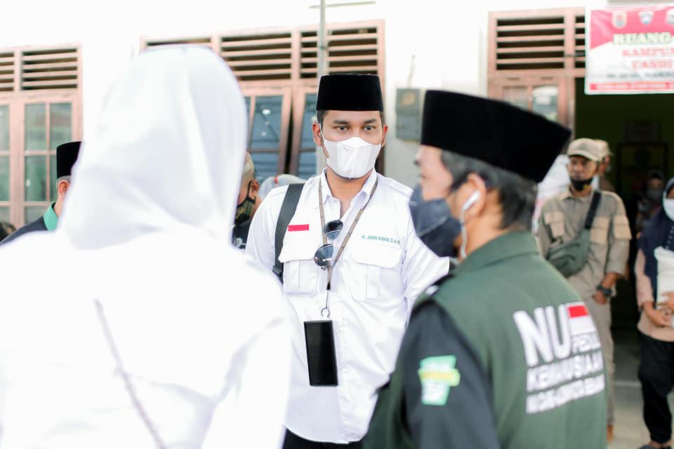 Anggota DPRD Kota Semarang Fraksi PKB Juan Rama. Foto: FB Pribadi Juan Rama/Lingkar.co