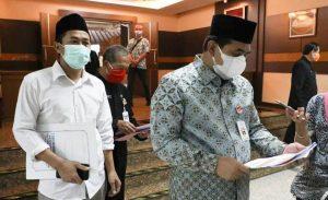 Gencarkan 3T, Wagub Jateng Berdayakan Satgas Jogo Tonggo